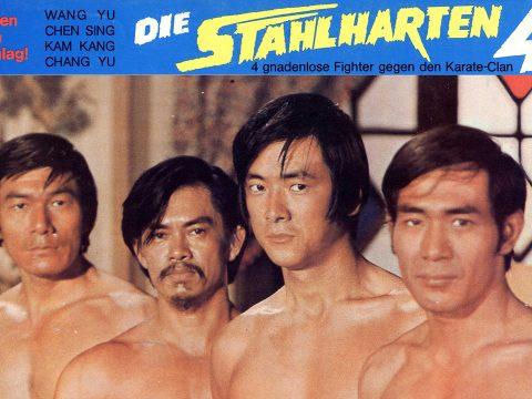 Wang Yu - Die stahlharten Vier